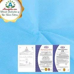 SSMMS SMMS SMS Spunbond Melt Blown Non Woven Fabric