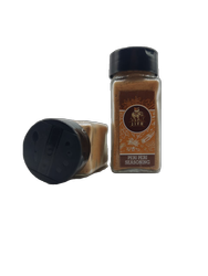Peri Peri Seasoning, Packaging Type: Glass Pottels, Packaging Size: 60 Grams