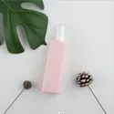 200ml 500ml PET Pink Color Cosmetic Plastic Lotion Bottles