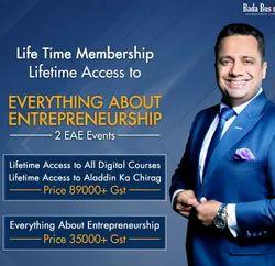 Lifetime Membership Dr. Vivek Bindra Bada Business, in Pan India
