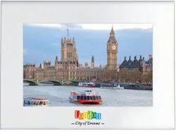 White Photo Frame, For Gift