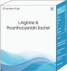 L-Arginine & Proanthocyanidin Sachet