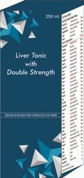 Liver Tonic With Double Strenth Syrup