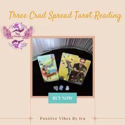 3 Card General Tarot Reading - Past, Present, Future