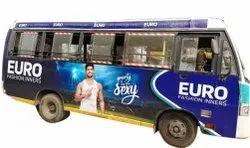 Outdoor City Bus Advertising Services, in Delhi
