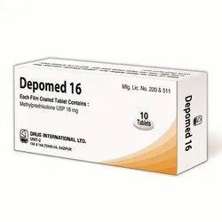 Methylprednisolone Tablets 16 Mg