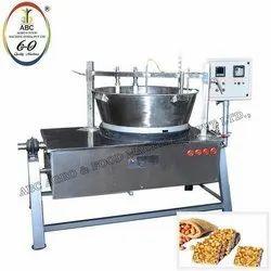 Nutrition Bar Making Machine