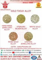 Gold Tool Casting And Gold Alloy