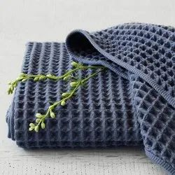 Waffle Towels For Kitchen Use, Size: 70*140cm,80*160 Cm