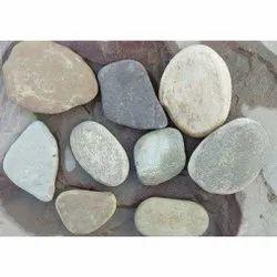 Flat Natural Pebbles