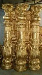 Fiber Glass Pillars