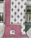 Handblock  Quilts