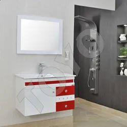 PVC Bathroom Vanities 28 Inch