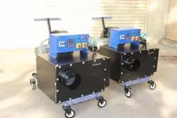 Industrial Hot Air Blower With Trolley Mounted