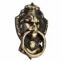 TriStar Brass Door Knocker