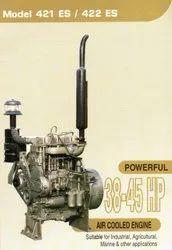 Eicher 38hp Aircooled Diesel  Engine