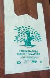 Green Compostable Bag