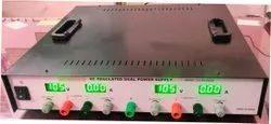 Micro Logics DC Regulated Power Supply, Model ML 1005D
