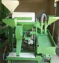 Automatic Dal Mill Machine