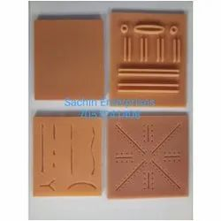 Skin Reusable Silicone Training Model For Surgeons
