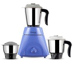 Butterfly Grand Plus 750W Mixer Grinder with 3 Jars, White