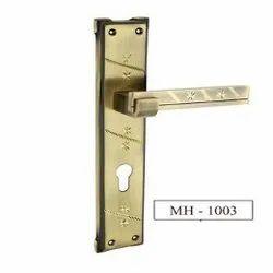 MH-1003 Brass Mortise Handles