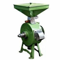 Semi-Automatic Vertical Flour Mill