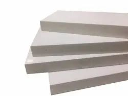 White WPC Board, Thickness: 18mm, Size: 3 x 2 feet