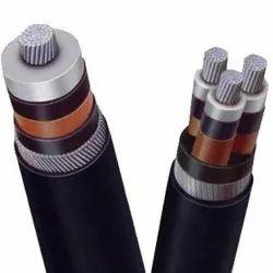 150sqmm Aluminium Armoured Cable, 3 Core