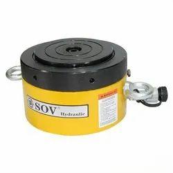 Safety Lock Nut Hydraulic Jack