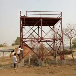 Tank Stand for Jal Jeevan Mission