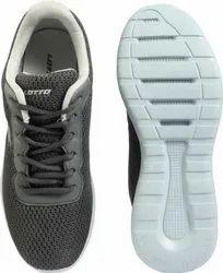 AE5354-222 Casual Wear Lotto Men's Sconto DK Grey/LT Grey Easy Walk Shoes, Size: 7-10UK