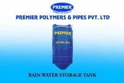 Plastic Rainwater Filtration Tank