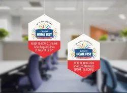 Paper Dangler Printing Service, in PAN INDIA