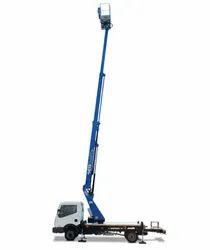 CTE B-LIFT 17 Truck-Mounted Platforms