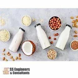 Coconut Milk Processing Plant