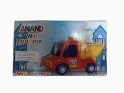 Plastic Mini Dumper Truck Kids Toy