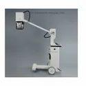 Portable GE Brivo XR115 100 mA, 200kHz  X Ray Machine