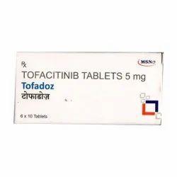 Tofadoz Tofacitinib 5 mg Tablets