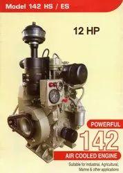 Eicher 12hp Air Cooled Diesel Engines