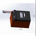 72 V Nominal Atc72-25 Lithium Ion Battery, 12.5 Kg