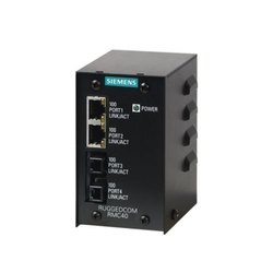 Siemens Ruggedcom RMC40 Media Converter