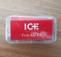 Mini First Aid Kit, Packaging Type: Box