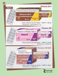 Telmisartan and Hydrochlorothiazide Tablets USP