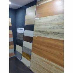 Wooden Finish Vitrified Wall Tiles