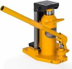Manual Hydraulic Toe Lift Jack