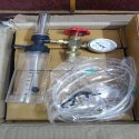 Oxygen Flow Meter With Humidifier