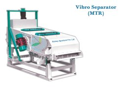 Automatic Vibro Separator Machine