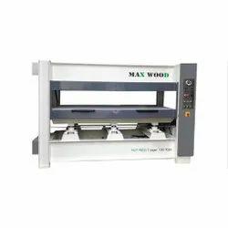MHP 2501 Hot Press Machine