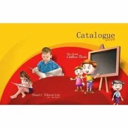 2-5 Days Play School Catalogue Designing Services
